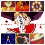 (Rei Hino)Sailor Mars